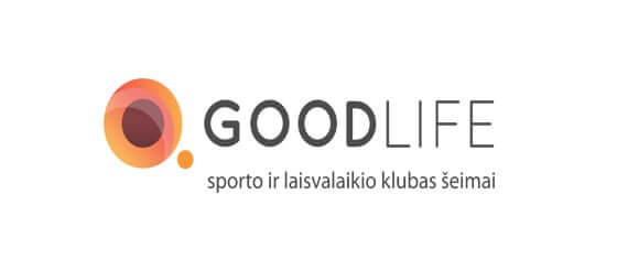 Goodlife logotipas