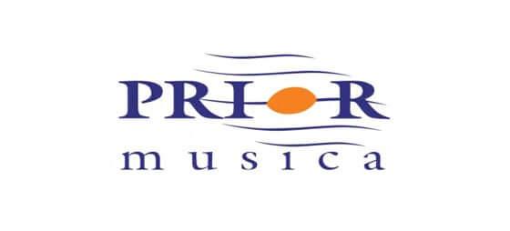 Prior musica logotipas