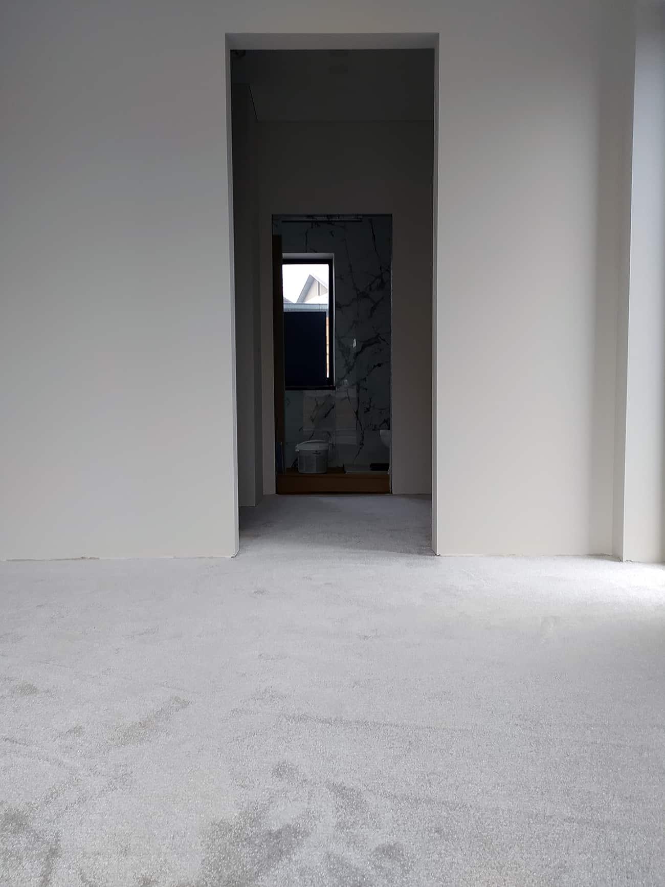 Kiliminė danga kambarys ir drabužinė